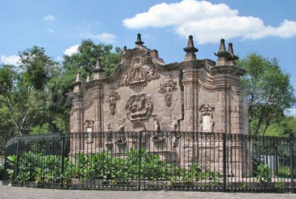 Fuente de Chapultepec