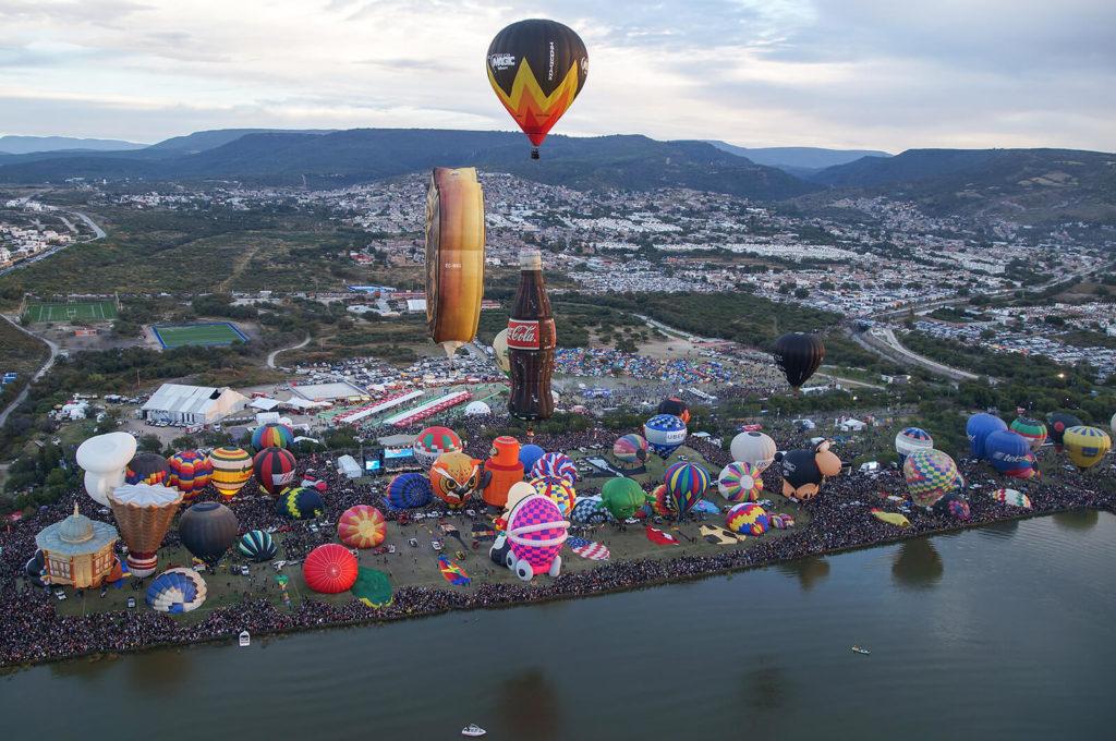 Festival del Globo León 2019
